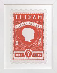 the little mister by frooted design at minted.com
