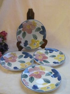 Johnson Bros Brothers Salad Plates  Made in by EstateFinds4U2, $12.50