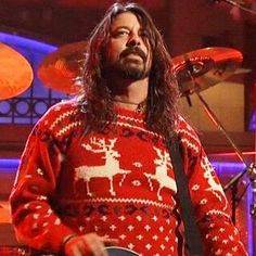 Dave Grohl - Foo Fighters Saturday Night Live 12/16/17