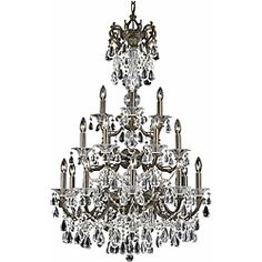@Overstock - Update your home decor with this attractive lighting fixture. This light features an English Bronze finish  with Crystal drops and Crystal Bobeches and unique design, perfect for any home or office.   http://www.overstock.com/Home-Garden/Renaissance-18-light-English-Bronze-Chandelier/6613862/product.html?CID=214117 $1,544.27