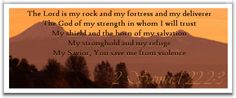 The Lord Is My Strength | Wait for the Lord and In His Word I Do Hope | Amen!