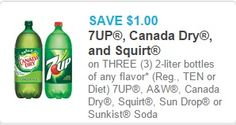 Hot New Coupon & The 7-Up Cake