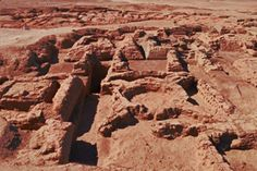 Ancient city discovered in Austtralia