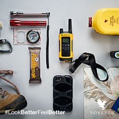 Whether it's a daily walk or a hike up a new mountain, show us what you take on your adventure! Use the hashtag #LookBetterFeelBetter on Twitter, Instagram and Facebook to win awesome prizes from Forever!