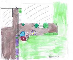 Helene Johansson, www.swegd.com Garden Design, Student, Projects, Log Projects, Backyard Landscape Design, Landscape Designs, Garden Planning, Yard Design