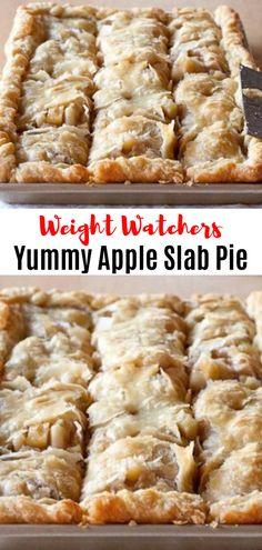 Weight Watchers Freestyle Cookies Ideas For 2019 Ww Desserts, Healthy Desserts, Delicious Desserts, Dessert Recipes, Healthy Recipes, Breakfast Recipes, Apple Pie Recipes, Ww Recipes, Cooking Recipes