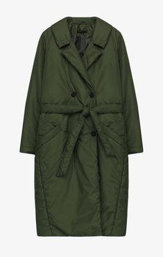 Купить Пальто Trends Brands Base 1709_coat006_khaki_belt недорого: цена, фото, описание - trendsbrands.ru — Trends-Brands