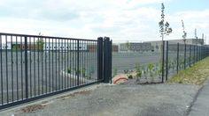 Le portail de l'usine Bouvet s'ouvrira au mois d'août 2013.  #Menuiserie