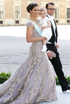 SWEDEN ~ 2012 ~ Princess Madeleine, Duchess of Hälsingland and Gästrikland, is the second daughter and youngest child of King Carl XVI Gustaf and Queen Silvia of Sweden. Upon her birth, she was third in line of succession to the Swedish throne.