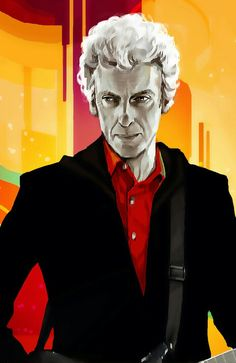 DOCTOR 12 PETER CAPALDI