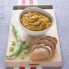 Zuppa di fave siciliana