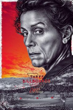 THREE BILLBOARDS • Outside Ebbing Missouri