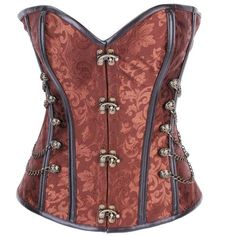 Industrial Steampunk Corsets S-6XL