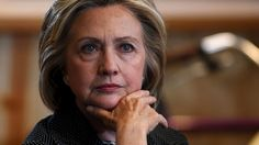 hillary clinton campaign photos | candidate Hillary Clinton listens to remarks at a roundtable campaign ...