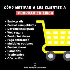Comercio electrónico, estrategia de ecommerce Marketing Digital, Ecommerce, Tech Companies, Company Logo, Ideas, E Online, E Commerce, Thoughts