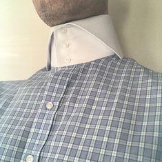 High Collar Shirts, Shirt Dress, Button, Big, Image, Mens Tops, Dresses, Fashion, Vestidos