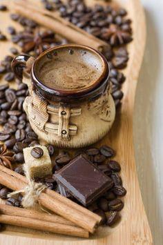Beautiful Companions - Coffee and Chocolate