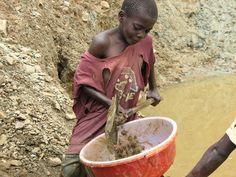 5 De wereld begint langzaam bewust te worden van de problematiek rond coltan (kinderarbeid, gezondheidsrisico's, oorlogen,...).