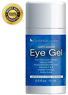 Anti Aging Eye Cream for Wrinkles Dark Circles Puffiness Bags - Nutrient-Rich Ingredients include Vitamin C Hyaluronic Acid MSM Jojoba Oil & More - The Best Eye Wrinkle Cream for Crow's Feet