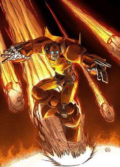 Transformers - Hot Rod