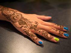 Henna by kenzi on Andrea Tierra