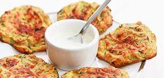 5 Recetas con calabacín para niños antiverduras
