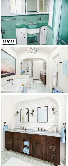 76 best before afters images in 2019 home remodeling house rh pinterest com