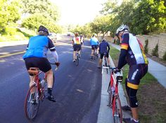 Bobbies-Butts on Bike Inland Empire on a Wednesday morning ride