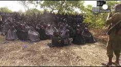 Boko Haram muestra a las niñas y exige la liberación de los suyos