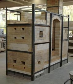 Image result for bourry box kiln design