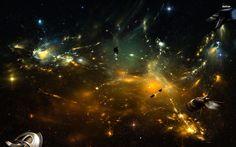 wallpaper images spaceship, 1920x1200 (512 kB)
