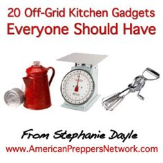 Kitchen Gadgets Everyone Needs