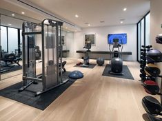 Best home gym flooring images in at home gym gym room
