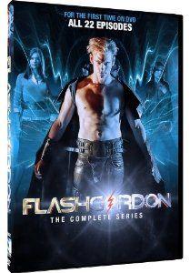 Amazon.com: Flash Gordon - The Complete Series: Eric Johnson, Gina Holden, Karen Cliche, Jody Racicot, Various: Movies & TV