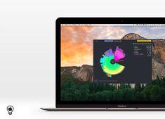 Analizza e libera spazio occupato nel hard disk del tuo Mac con il tool DaisyDisk | appleiDea