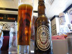 Killian's Irish Red-    I'm definitely more of a beer drinker than wine!