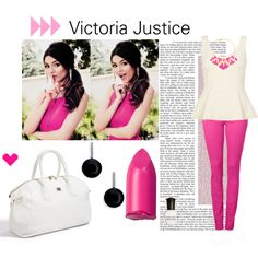 Victoria Justice Style.