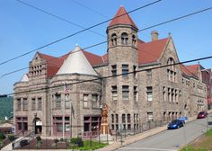Carnegie Library, Braddock PA