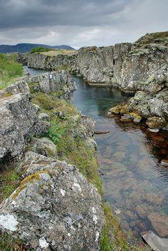 Thingvellir (Þingvellir) Iceland