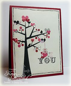 Love You MAR13VSNMINI6 by sweetnsassystamps - Cards and Paper Crafts at Splitcoaststampers