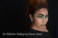 AVANT GARDE MAKEUP   Avant-Garde and Bridal Makeup