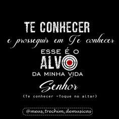 ♫ ♪ Esse é o Alvoda minha vida Senhor...♫ ♪ #meus_trechim_demusicas @meus_trechim_demusicas #music #músicas #paly #Toquenoaltar #teconhecer #alvo