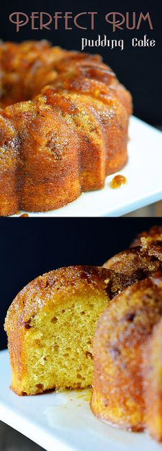 Perfect Rum Pudding Cake                                                       …