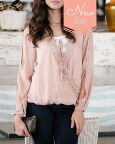 Cute new top from Grace & Lace