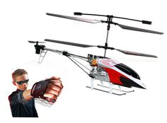 """Force Flyers motion controlled 20"""" Hawk helicopter"""