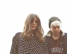 """Honeyblood share their new single """"No Big Deal"""""""