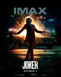 Joker is a movie starring Joaquin Phoenix, Robert De Niro, and Zazie Beetz. In Gotham City, mentally troubled comedian Arthur Fleck is disregarded and mistreated by society. Joker Poster, New Poster, Joaquin Phoenix, Martin Scorsese, Joker Full Movie, The Joker, Joker Batman, Joker Film, Batman Comics