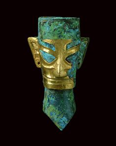 Sanxingdui was a Bronze Age civilization that flourished in China's fertile Sichuan Basin for several hundred years before mysteriously disappearing around 1100 or 1200 B.C. Around the same time, a similar civilization sprang up in Jinsha, some 30 miles from Sanxingdui.