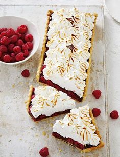 Raspberry, Chocolate and Marshmallow Slice