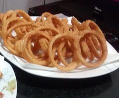 Receita de Onion Rings Super Crocante - Show de Receitas